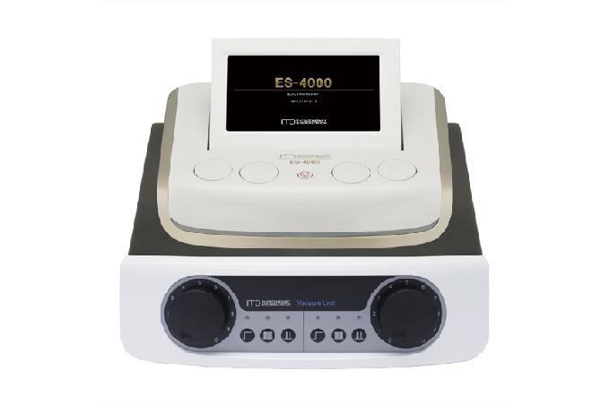 伊藤超短波 ES- 4000 ハイボルテージ電気刺激治療器